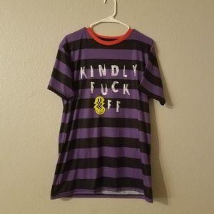 Kindly 🤐 off shirt
